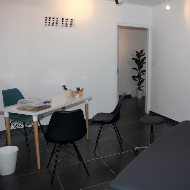 Ostéopathe à Bastia - Cabinet de Saveria Mariani - Centre Ostéo +